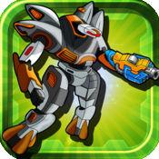 夜光机器人与可怕妖怪辉光 PAID - 一个游戏疯狂的生存冒险