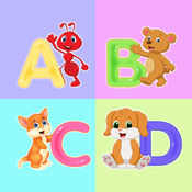 Learn ABC:English For Kids 1