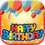 生日快乐照片框架 - 贺卡和惊人的照片框架的大选择 1