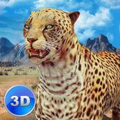 非洲猎豹:野生动物模拟器3D 1.21