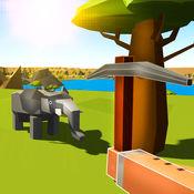 非洲工艺生存模拟器 3D 1.3