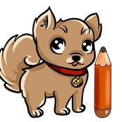 艺术教程动漫动物 1