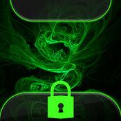 霓虹灯壁纸和鎖屏 – 很酷发光多彩的背景 1