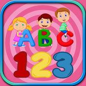 字母拼音加法和乘法的孩子 1