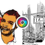 ComicPic - 改变照片,以漫画风格与专业的效果和过滤器 1.1