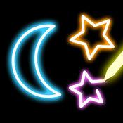 Neon Blink Draw...
