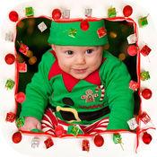 全新的圣诞照片Frames-图片编辑器和影集 1