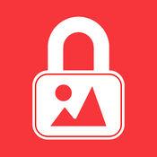 私密安全相册 - 密码锁住隐私照片视频 & 录音文件