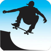 大街冲浪 - 超快速兜风,滑板在城市的购物街 1.1