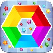 疯狂的颜色旋转-疯狂轮 圆和上瘾的简单益智游戏