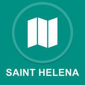 圣赫勒拿 : 离线GPS导航 1