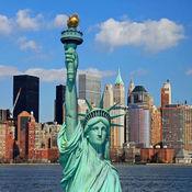 纽约风景:高清壁...