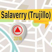 Salaverry (Trujillo) 离线地图导航和指南 1