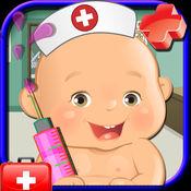 新生婴儿诊所 - 新生宝宝医院游戏,妈妈和婴儿护理