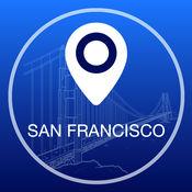旧金山离线地图+城市指南导航,旅游和运输 2.5