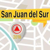 San Juan del Sur 离线地图导航和指南 1