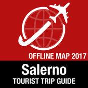Salerno 旅游指南+离线地图 1