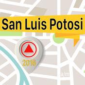 San Luis Potosi 离线地图导航和指南 1