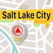 盐湖城 离线地图导航和指南 1