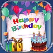 生日 卡  编辑 器 免费 - 制作 贺卡 和 请柬