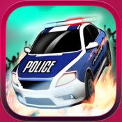 警方赛车游戏