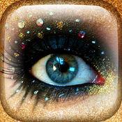 眼妆 化妆 相框 - 照片编辑软件 - 虚拟 改造 1.1
