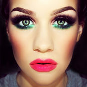 新潮 化妆 化妆品 相框 - 手机软件 美颜相机 和 美容院 对于 女人 款式