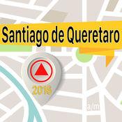 Santiago de Queretaro 离线地图导航和指南 1