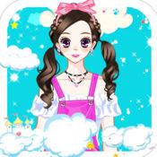 装扮可爱小公主-漂亮女孩换装游戏 1