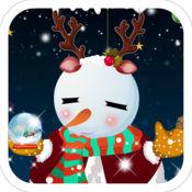 雪人装扮-女生换装养成单机小游戏免费 1