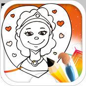 妆色游戏的女孩 3.3
