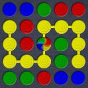 本着颜色的气泡 / Color Bubbles in line 2.1.1