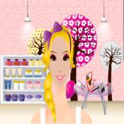 化妆 女孩 1