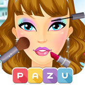 Make-Up Girls - 化妆游戏 为孩子们 由Pazu出品 4.1