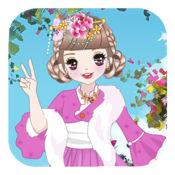 清朝公主-女生儿童换装游戏免费 1