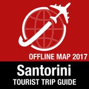 圣托里尼 旅游指南+离线地图 1