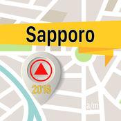 札幌市 离线地图导航和指南 1