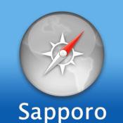 札幌自由行地图 (Sapporo) 7.0.17