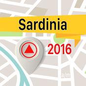 萨丁岛 离线地图导航和指南 1