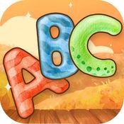 ABC Alphabet Phonics - 字母为孩子学习 1