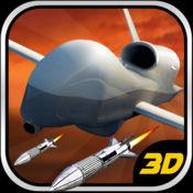 暗影飞行员飞行模拟器:无人机攻击攻击 1