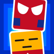 超级英雄叠高联...