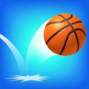 空中接力 - 篮球弹跳 1