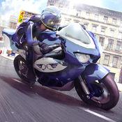 超级 摩托车 竞...
