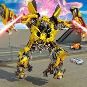 超 机器人 战争 机 : 激光 射击 游戏 1