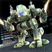 我的 天天 战士 机械 酷跑 - 最新 3D 动作 类 游戏 豪华