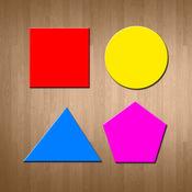 形状和颜色的幼儿 1.2