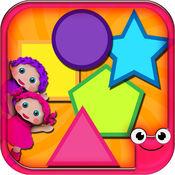EduMath 2-针对儿童学习几何图形的免费的数学游戏。 2.22