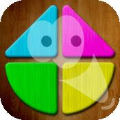 儿童形状马赛克拼图 - 第一工艺教育游戏为学前儿童 1.0.1