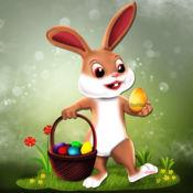 复活节兔子跳:跳跃的兔子蛋寻宝 - 免费版 1